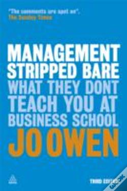 Wook.pt - Management Stripped Bare