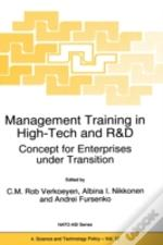 Management Training In High-Tech And R & D