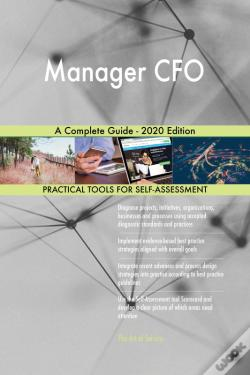 Wook.pt - Manager Cfo A Complete Guide - 2020 Edition