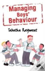 Managing Boys' Behaviour