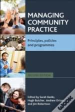 Managing Community Practice 2nd Edition