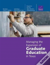 Managing The Expansion Of Gradpb