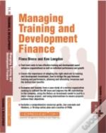 Managing Training And Development Finance