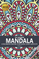 Mandala Coloring Book For Kids & Adults, Volume 3