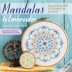 Wook.pt - Mandalas To Embroider