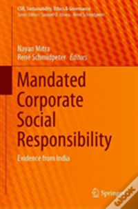 Ebooks Mandated Corporate Social Responsibility Baixar PDF