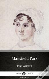 Mansfield Park By Jane Austen (Illustrated)