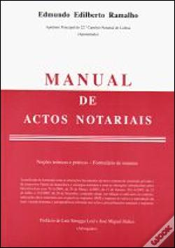 Wook.pt - Manual de Actos Notariais