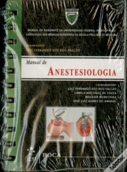 Wook.pt - Manual de Anestesiologia - Manual do Residente da Universidade Federal de São Paulo (UNIFESP)