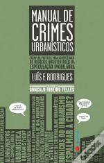 Manual de Crimes Urbanísticos