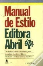 Manual de Estilo Editora Abril
