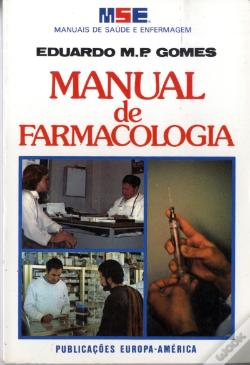 Wook.pt - Manual de Farmacologia