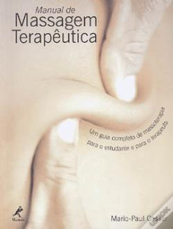 Wook.pt - Manual de Massagem Terapêutica