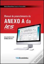 Manual de Preenchimento do Anexo A da IES