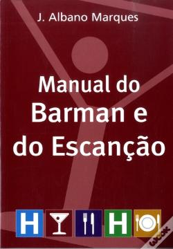 Wook.pt - Manual do Barman e do Escanção