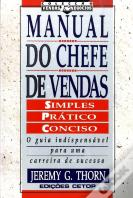 Manual do Chefe de Vendas