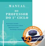 Manual do Professor - 1º Ciclo