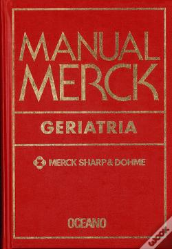 Wook.pt - Manual Merck de Geriatria