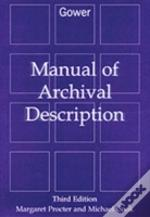 Manual Of Archival Description