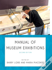 Manual Of Museum Exhibitions 2pb