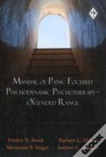 Manual Of Panic Focused Psychodynamic Psychotherapy - Extended Range