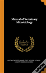Manual Of Veterinary Microbiology