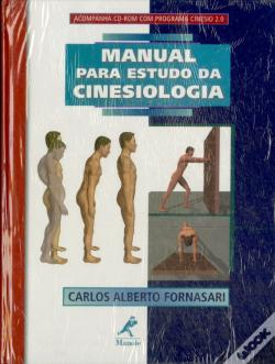 Wook.pt - Manual Para Estudo Da Cinesiologia (Inclui Cd-Rom Com Programa Cinesio 2.0)