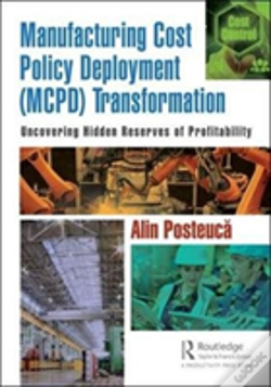 Wook.pt - Manufacturing Cost Policy Deployment (Mcpd) Transformation