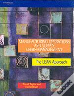 Manufacturing Operations And Supply Chain Management