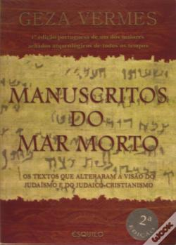 Wook.pt - Manuscritos do Mar Morto