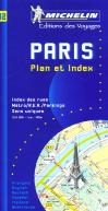 Mapa Michelin Paris (Plan et Index)