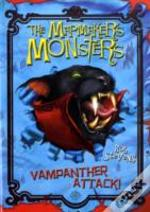 Mapmaker'S Monstersvampanther Attack!