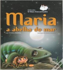 Wook.pt - Maria- A Abelha do Mar