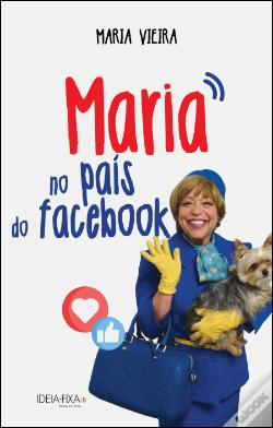 Wook.pt - Maria no País do Facebook