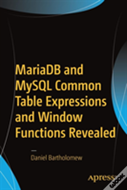 Wook.pt - Mariadb And Mysql Common Table Expressions And Window Functions Revealed