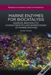 Marine Enzymes For Biocatalysis