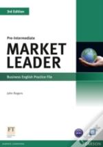 Market Leader Pre-Intermediate Practice File & Practice File Cd Pack
