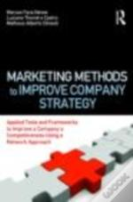Marketing Methods To Improve Company Str