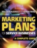 Marketing Plans For Service Businesses
