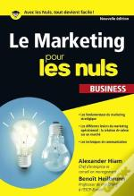 Marketing Poche Pour Les Nuls Business