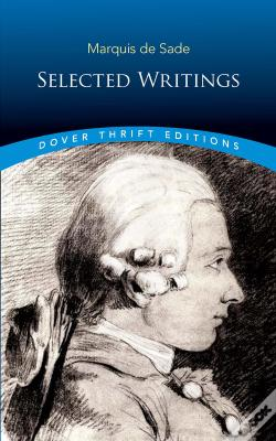 Wook.pt - Marquis De Sade: Selected Writings