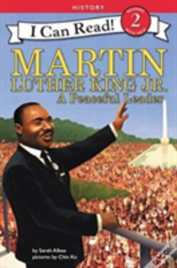 Wook.pt - Martin Luther King Jr.: A Peaceful Leader