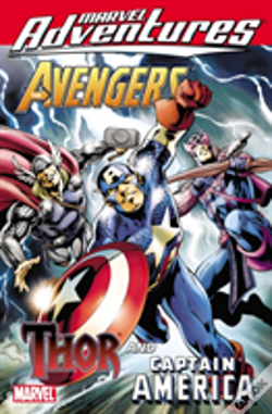 Wook.pt - Marvel Adventures Avengers