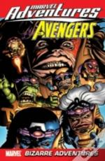 Marvel Adventuresavengers - Bizarre Adventures Digest