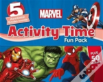 Marvel Carry-Along Activity Box