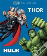 Marvel Collection Thor & Hulk