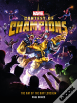 Marvel Contest Of Champions: The Art Of The Battlerealm