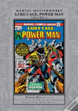 Wook.pt - Marvel Masterworks: Luke Cage, Power Man Vol. 2