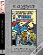 Marvel Masterworks: Marvel Two-In-One Vol. 3