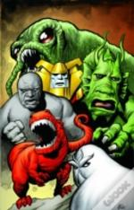 Marvel Monsters Hc